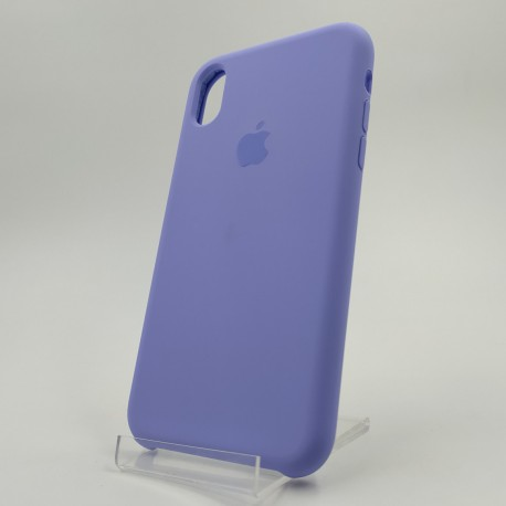 Silicone Case IPHONE Xr Light Purple