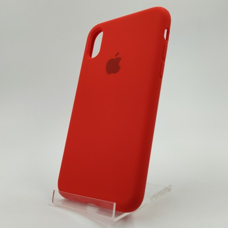 Silicone Case IPHONE Xr Red