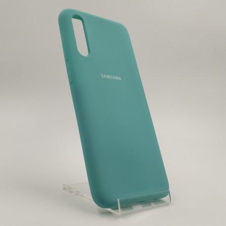 Silicone case Samsung A70 Fresh Mojito