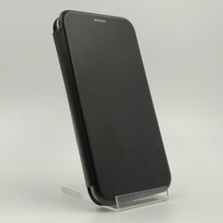 Кожаный противоударный чехол-книжка Nillkin iPhone 6G/6S Black