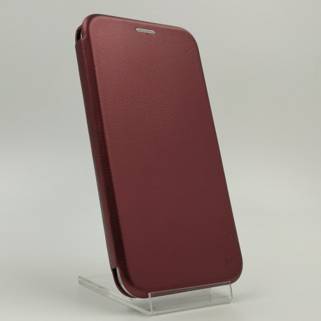 Кожаный противоударный чехол-книжка Nillkin iPhone 7 Ruby