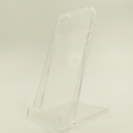 Чехол силиконовый REMAX ультратонкий прозрачный iPhone 5G/5S/5SE White