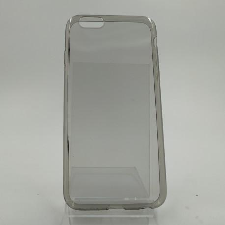 Чехол силиконовый REMAX ультратонкий тонированный iPhone 6G/6S Gray
