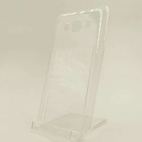 Чехол силиконовый REMAX ультратонкий прозрачный Samsung Galaxy J5 2016 J510 White