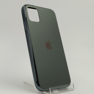 ORIGINAL GLASS CASE MATTE Iphone 11 Pro Max Midnight Green