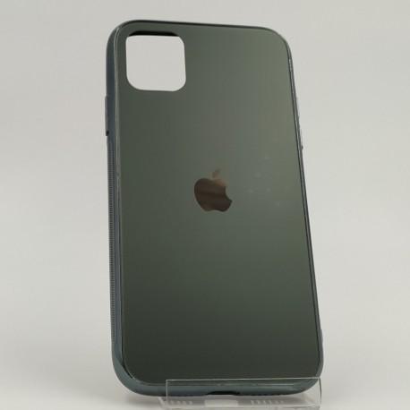 ORIGINAL GLASS CASE MATTE Iphone 11 Pro Midnight Green