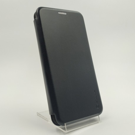 Кожаный противоударный чехол-книжка Nillkin Samsung Galaxy J5 2016 J510 Black