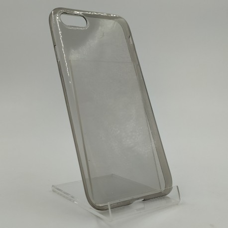 Чехол силиконовый REMAX ультратонкий тонированный iPhone 7G Gray