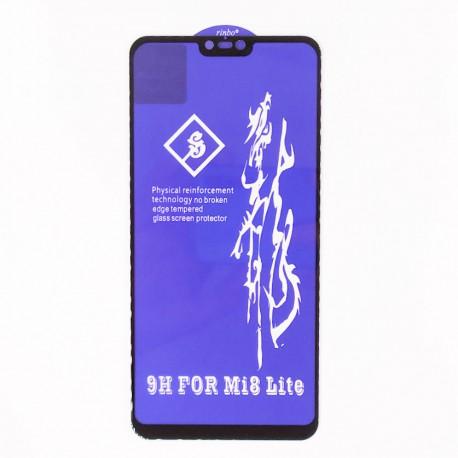3DGLASS HOCO Xiaomi Note6/ Mi8 Lite Black