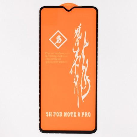 3DGLASS HOCO Rinbo Xiaomi Redmi Note8 Pro/Vivo Y19/ Black