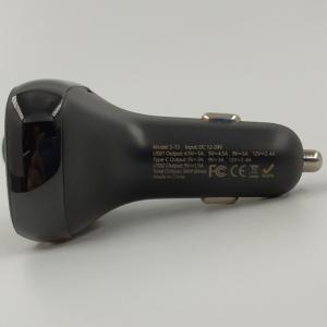(отч) NEW FM Mod Baseus S-13 2usb+Type-C PD/Q3.0 (cctm-b01)