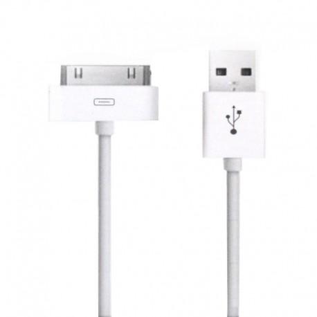 Кабель USB - iPhone 4G Стандартный 1 м