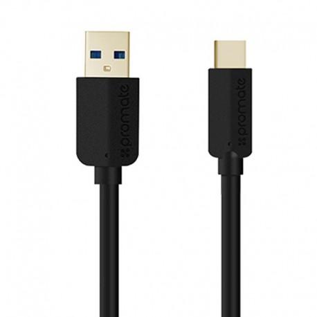 Кабель USB - Type-C 0.5 м Black (Черный)