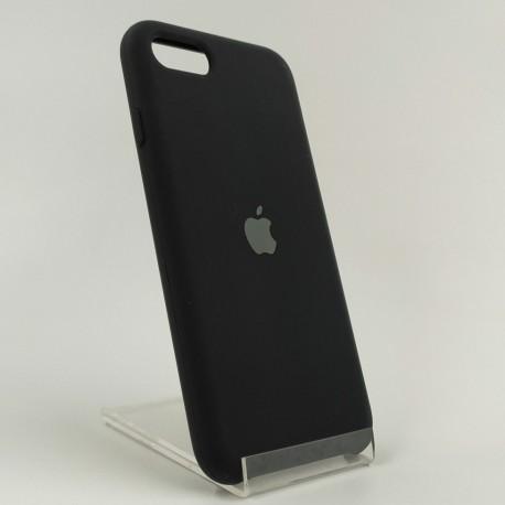 New Silicone case Iphone SE2020 Black