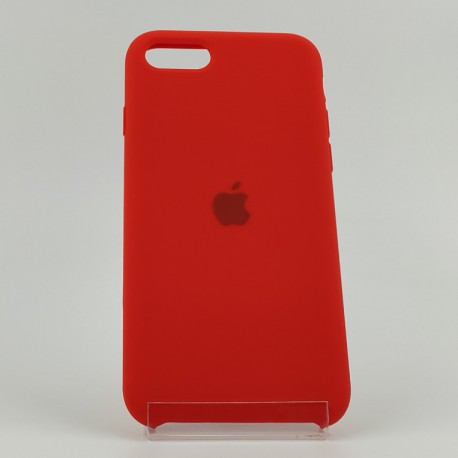 New Silicone case Iphone SE2020 Red