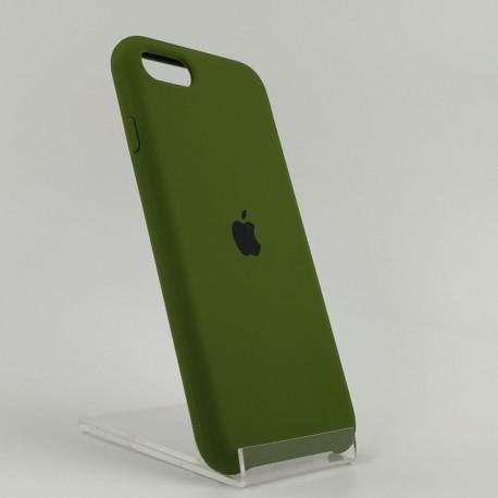 New Silicone case Iphone SE2020 Khaki