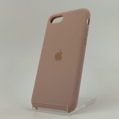 New Silicone case Iphone SE2020 Matte Pink