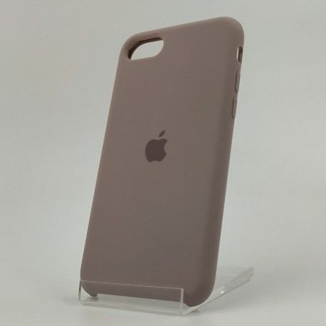 New Silicone case Iphone SE2020 Soft Purple