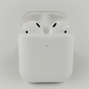 Гарнитура Apple AirPods Best copy v2.2019+menu