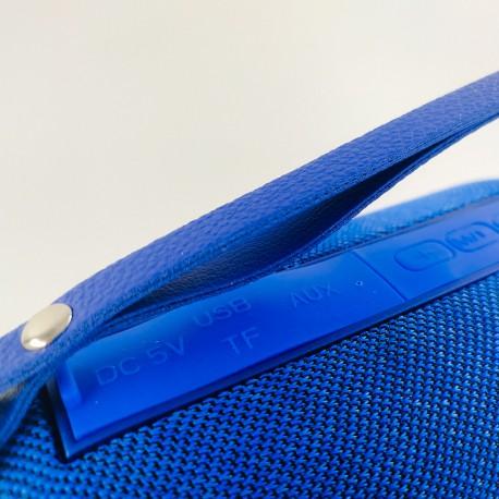 Портативная Bluetooth колонка OneDer V3 Blue
