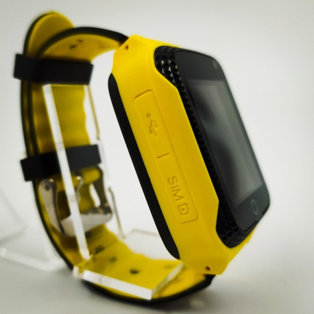 Baby Watch Color OLED/WIFI Black Yellow from LG