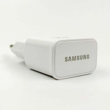 Сетевое зарядное устройство с кабелем Micro USB Samsung (1USB/2A) Fast Charge
