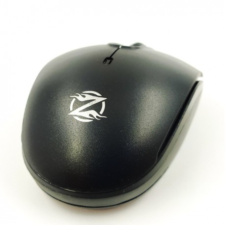 Беспроводная оптическая мышь Zorn W110 Черная