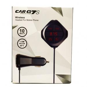FM мод. CAR Q7S(Вынос. 1,5м магнит. Displ)