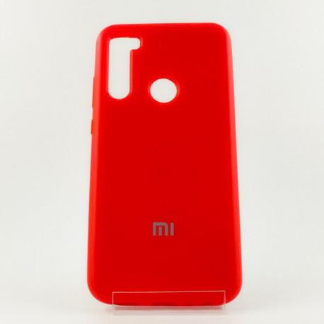NEW Silicone case Xiaomi Redmi note8t Red