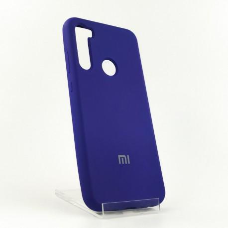 NEW Silicone case Xiaomi Redmi note8t Purple