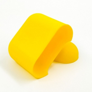 (отч) REMAX ULTRA THIN Jacket для наушн. Apple AirPods Yellow