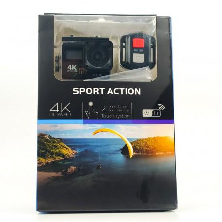 Action Camera Xiaomi Sport Video Go Pro 4K (Сенсорный экран)