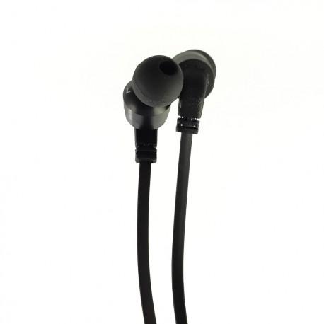 Вакуумные наушники - гарнитура с плоским проводом Awei ES13