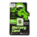 Карта памяти microSD Lenyes 16 Gb Class 10