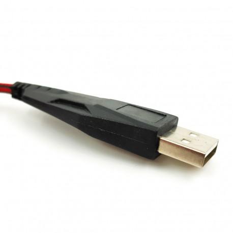 Игровая оптическая мышь с усиленным проводом и LED подсветкой CZF T6