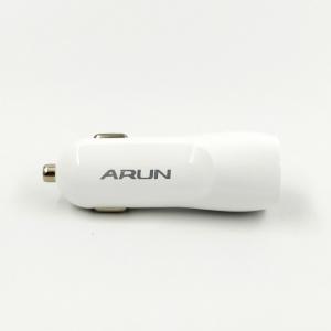 Автомобильное зарядное устройство 2USB Arun C201
