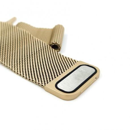 Металлический ремешок для Watch Metall 42-44мм Gold