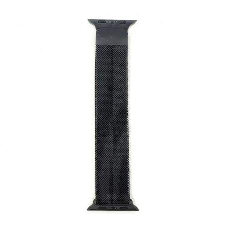 Металлический ремешок для Watch Metall 42-44мм Black