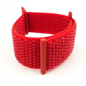 Ремеш. TEXTILE Apple Watch 42mm Red