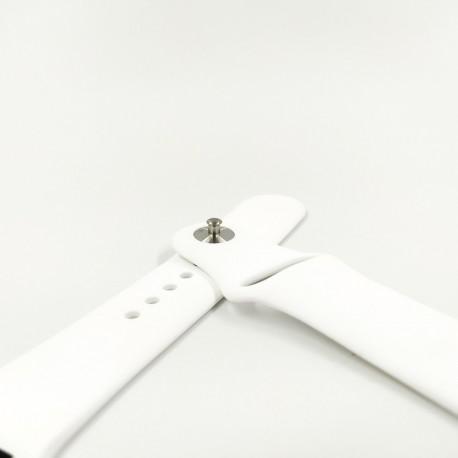 NEW Ремеш Apple Watch White 42/44мм