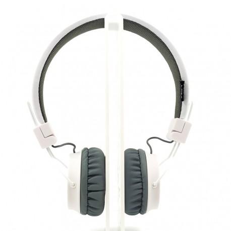 Уши лоп NIA a1 сер/бел