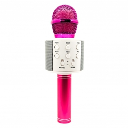 Bluetooth microphone-Karaoke K068 Яркий