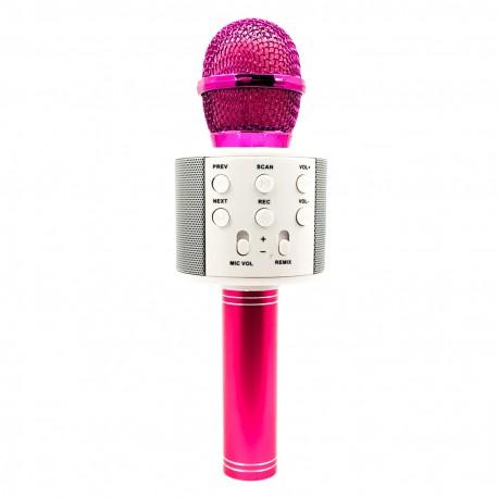 Bluetooth microphone-Karaoke K068 Яркий