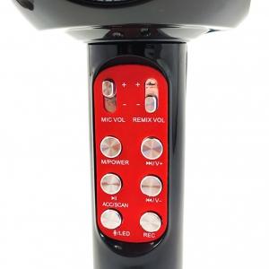Bluetooth microphone-Karaoke (функц. искажения голоса + LED)