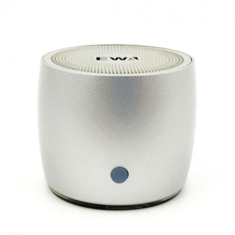 Компактная металлическая Bluetooth колонка EWA A103