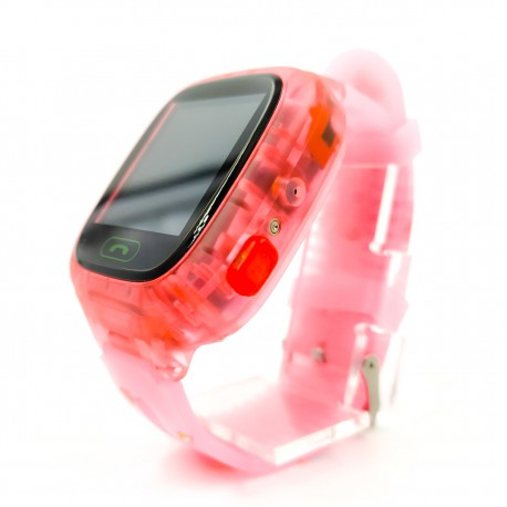 Baby Watch Y91 from LG pink