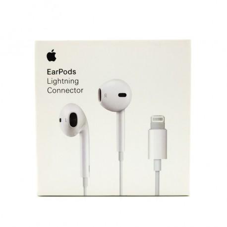 Apple EarPods Lightning Connector Original (гарантия 3 месяца)