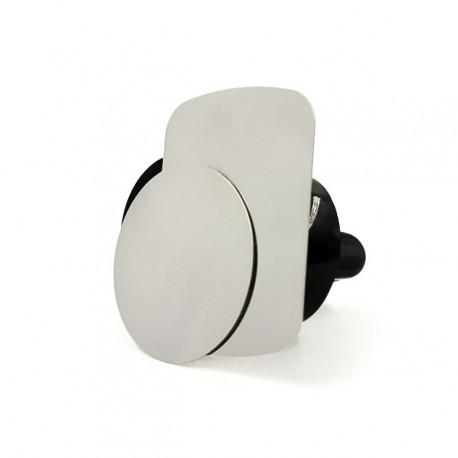 Автомобильный магнитный держатель для телефона в решетку