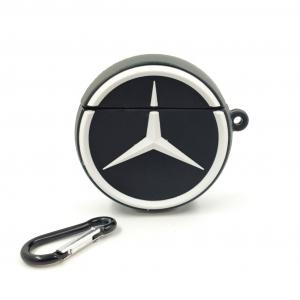 Чех для AirPods Rubber Mercedes