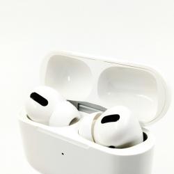 Гарнитура Airpods Pro Hoco ES38 V5.0 + Wireless Charging + чехол в комплекте